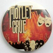 Motley Crue - 'Collage' Vintage 32mm Badge